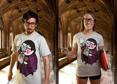 Johnny Cupcakes x Harry Potter and the Deathly Hallows Part 2 Big Kid T-Shirt &#8220;Hungry Harry&#8221;