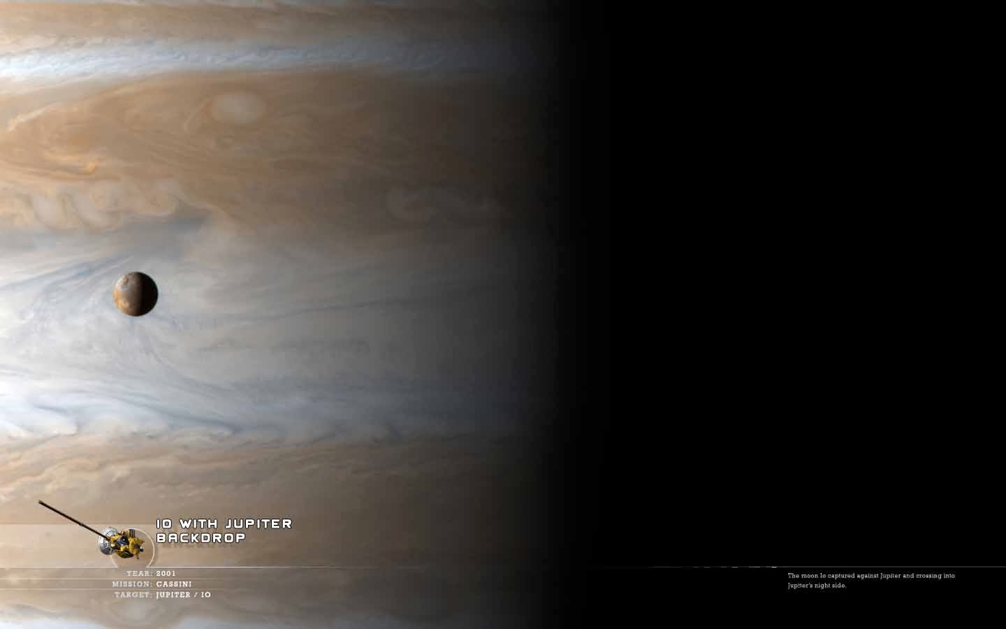 Happy New Year >> HD Wallpapers: Jupiter Wallpapers