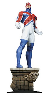 Captain Britain (Marvel Comics) Character Review - Statue Product