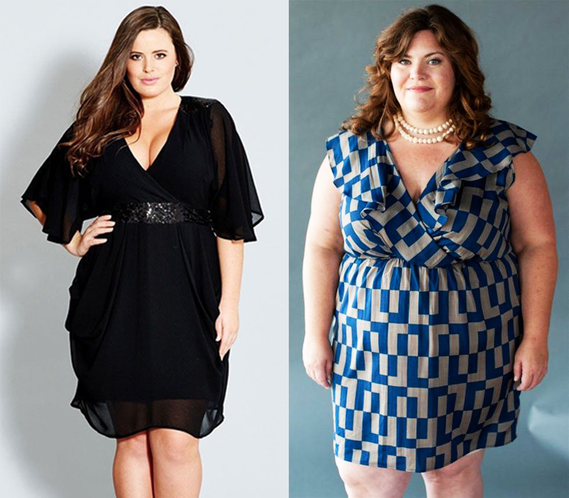 How to Dress if Youre Overweight and over 50 foto