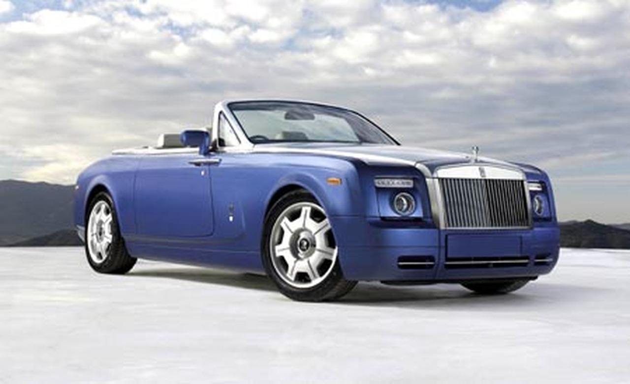 sports cars rolls royce phantom drophead coupe wallpaper