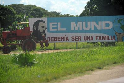 Fidel Castro - el mundo debería ser una gran familia