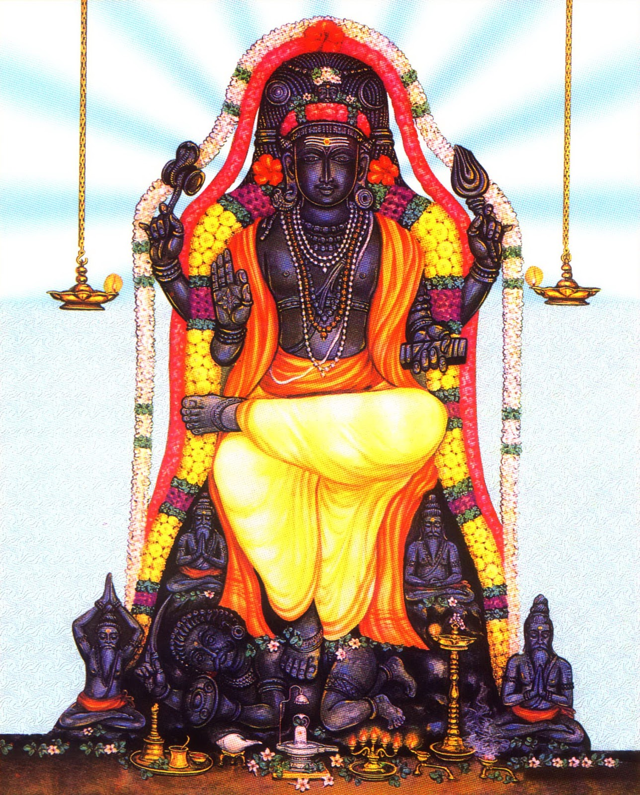 lord dakshinamurthy wallpapers