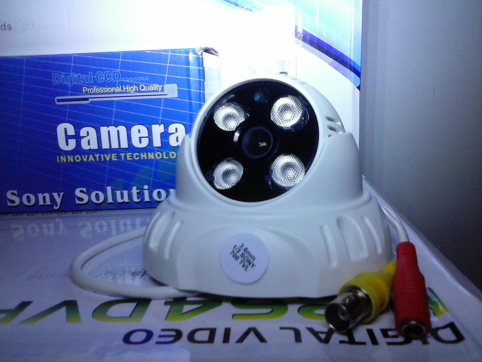 Tipe CCTV Dome 700TVL