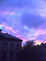 Early morning in Lviv