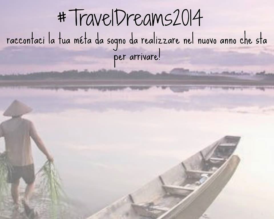 #TravelDreams2014