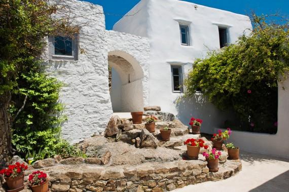 casa de vacaciones en mikonos
