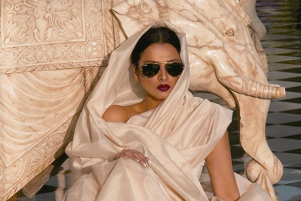 glamour queen rekha shoot