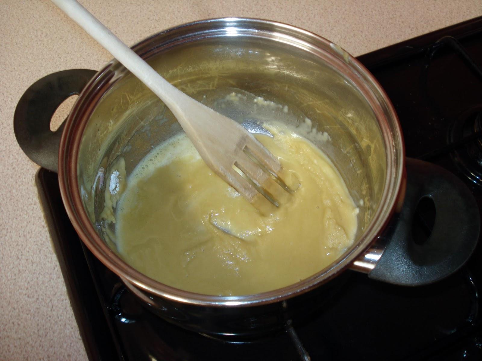 Соус бешамель без молока пошаговый рецепт