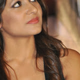 Prabhjeeth Kaur Hot Photo Gallery in Short Dress at Intelligent Idiot Movie Logo Launch 4