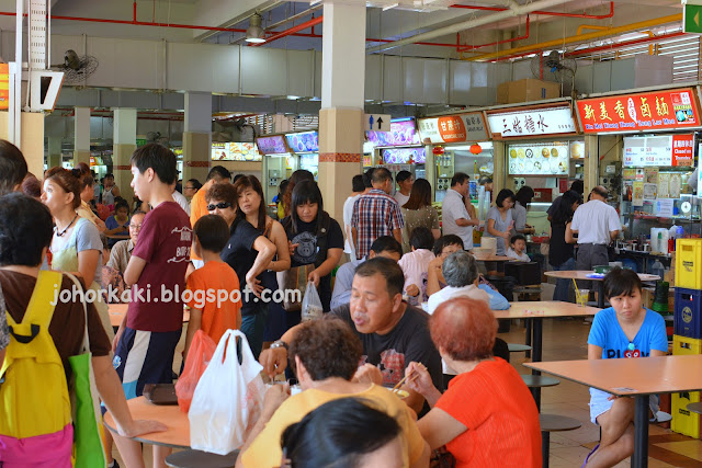 Hawker-Centre-Singapore-Food-Tour