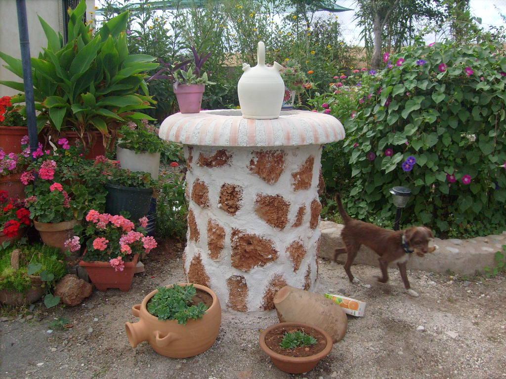 Jard n reciclaje y m s febrero 2012 for Reciclaje para jardin
