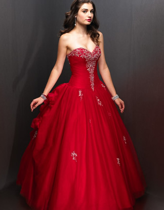 The Red Wedding Dresses For You Wedding