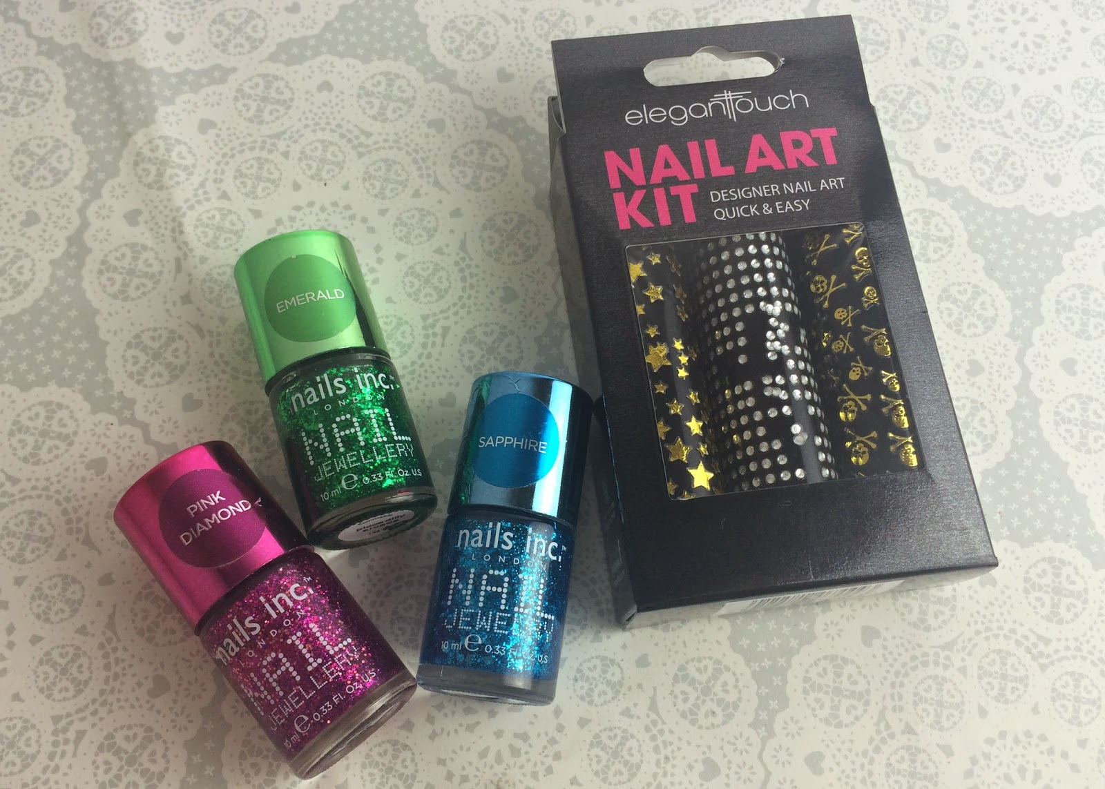 Nail Art Ideas » Nail Art Party Ideas - Pictures of Nail Art Design ...