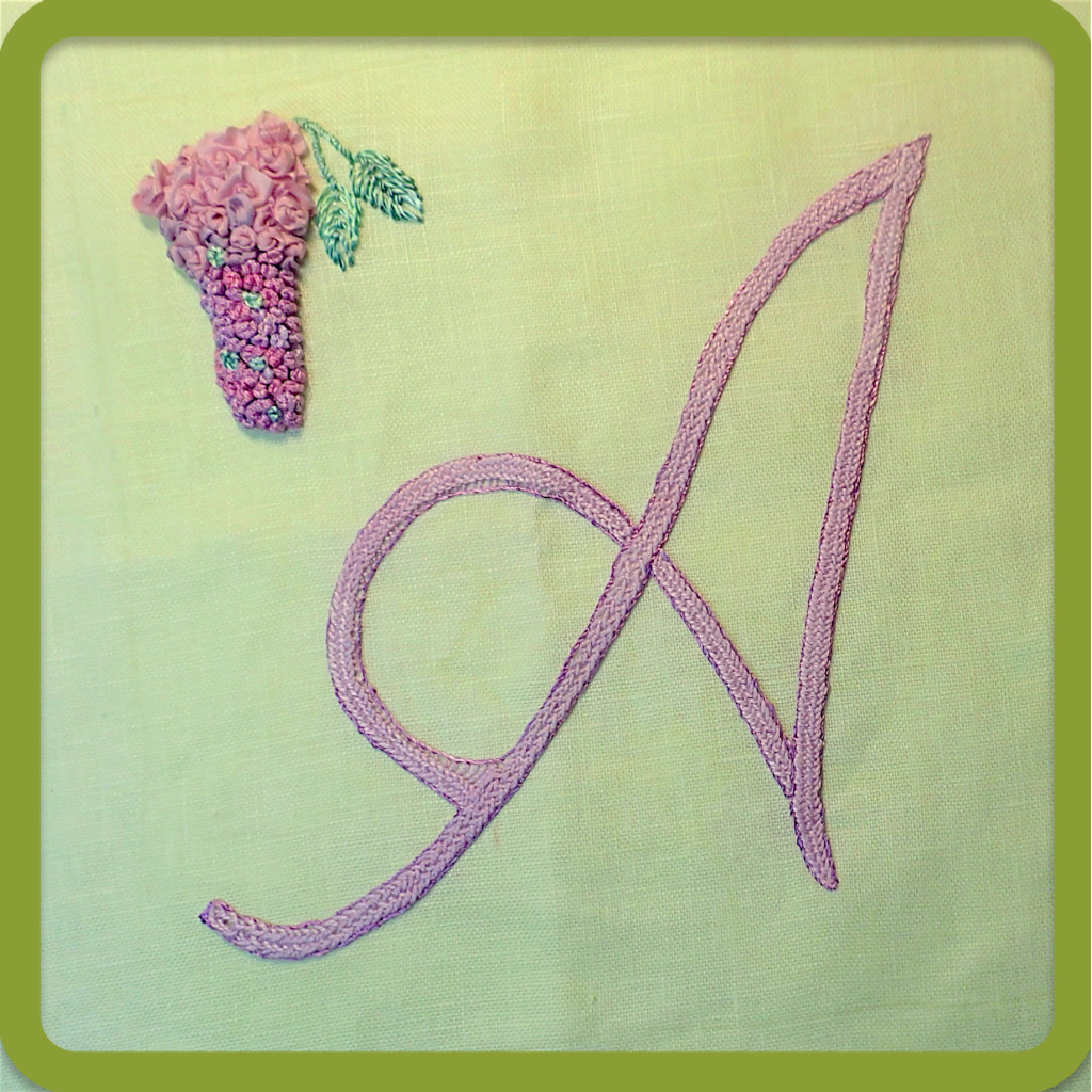 Silk Ribbon Embroidery App