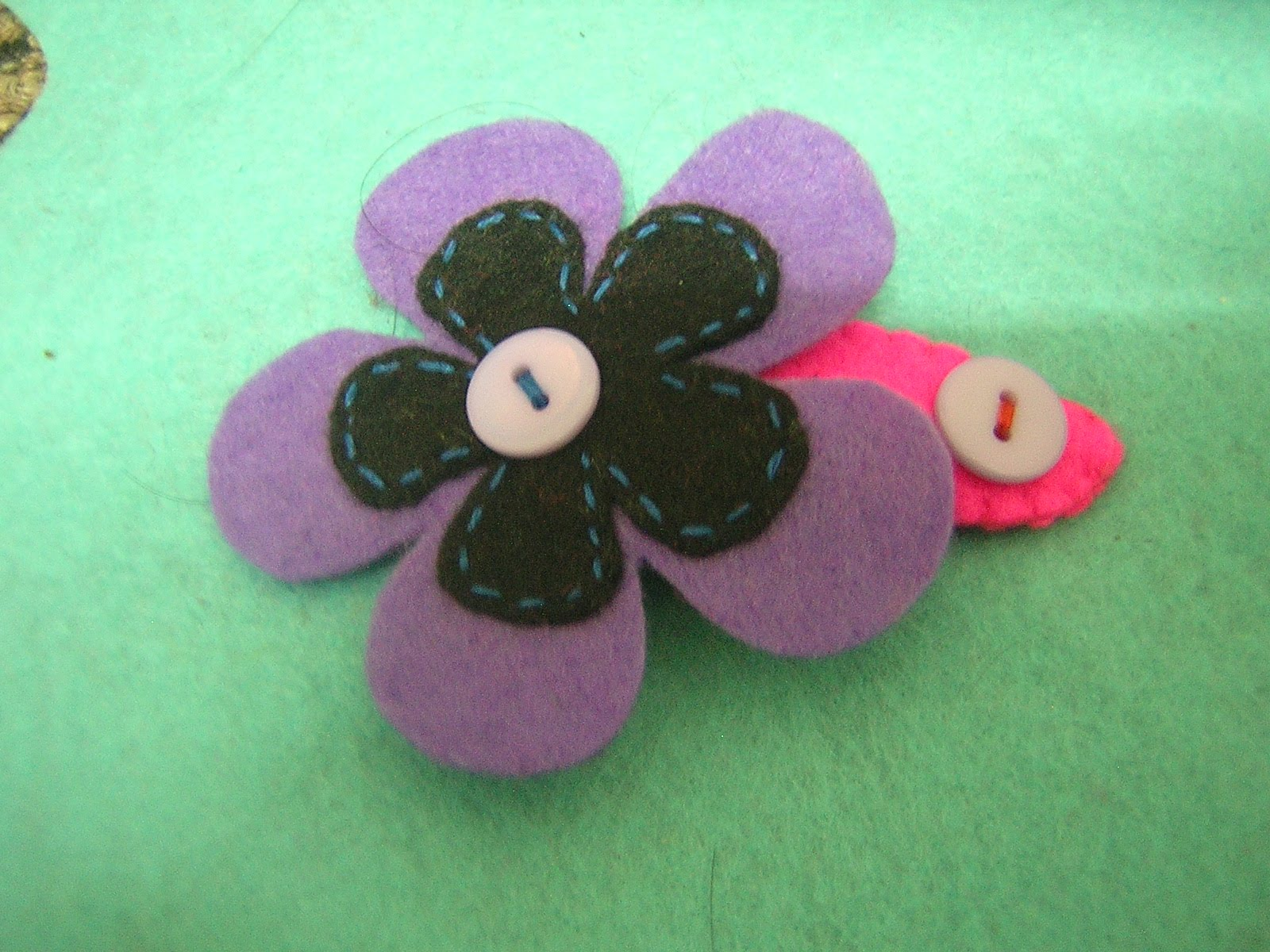Noieizan Brooch Dan Hairpin Flower