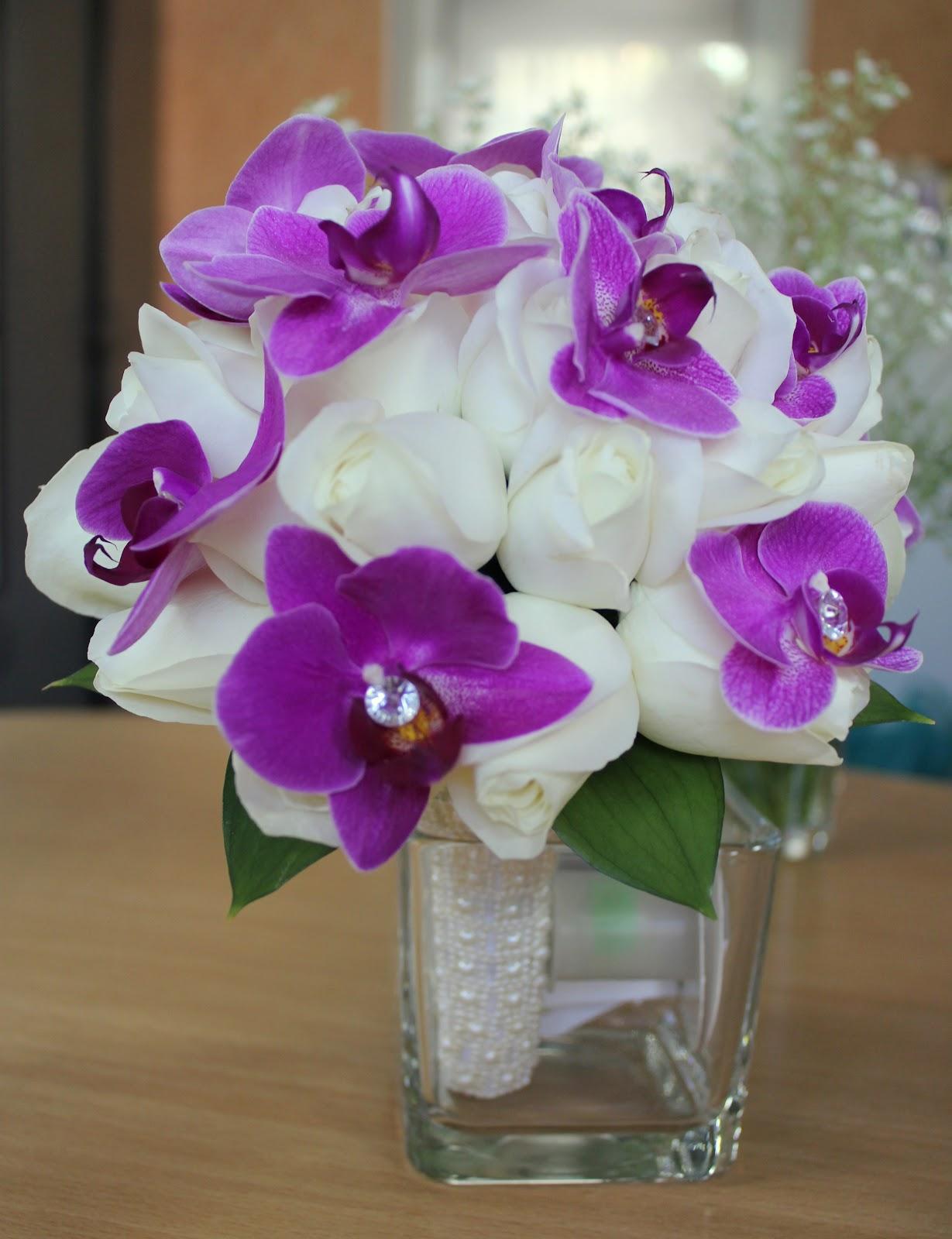 Букет из орхидей: как самостоятельно составить цветочную 41