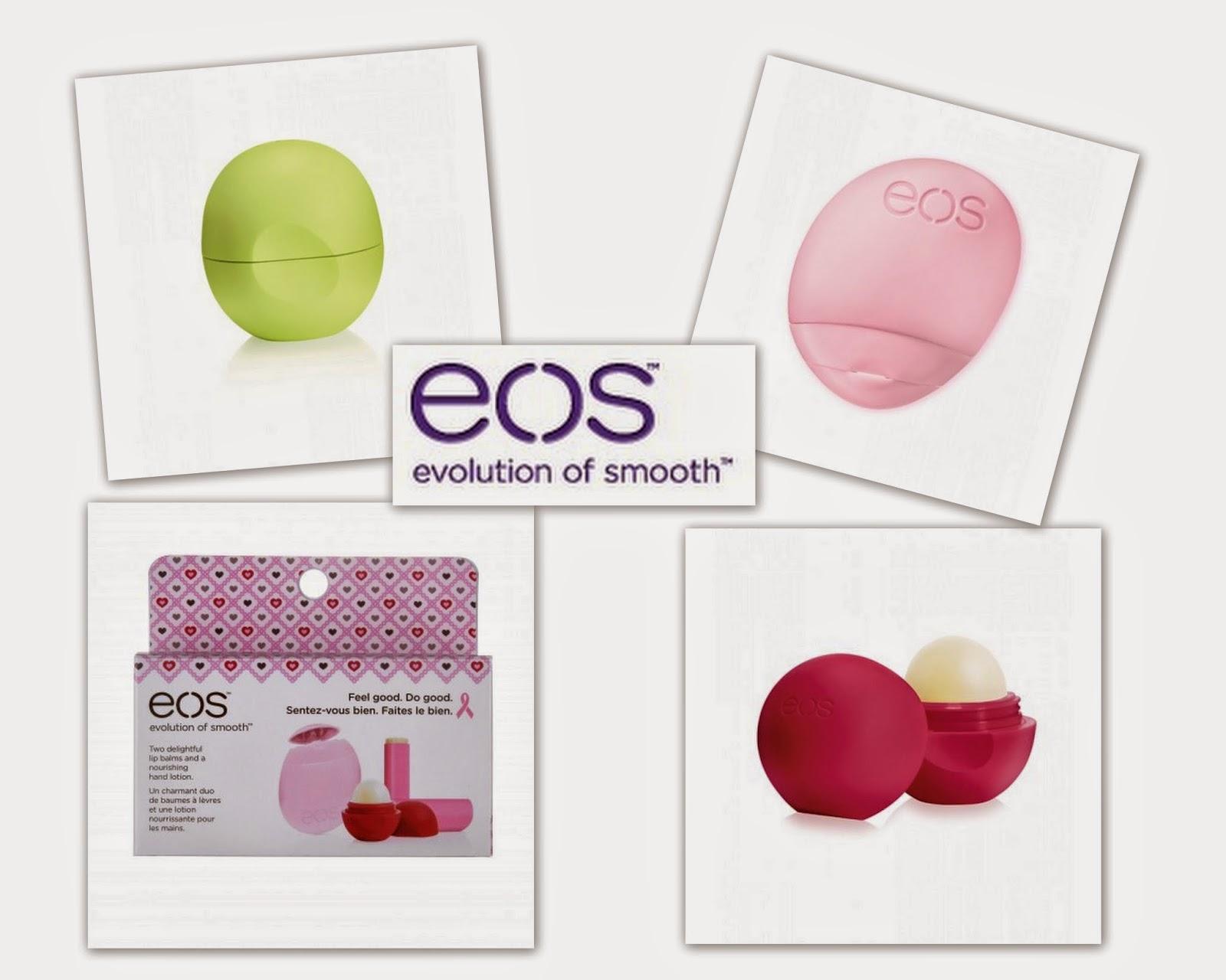 Kosmetyki EOS