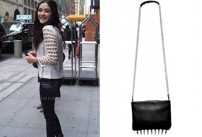 Isabelle Fuhrman - Horse+Nail Tucker Bag