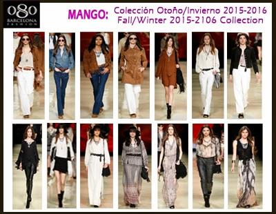 Mango F/W 2015-2016