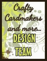 D.T. member for Crafty Cardmakers