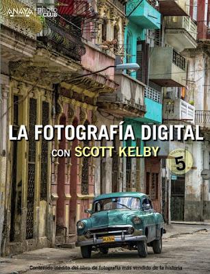 LIBRO - La Fotografía Digital con Scott Kelby - Volumen 5  (Anaya Multimedia - 28 mayo 2015)  FOTOGRAFIA | Comprar en Amazon