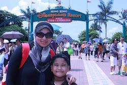 @ Hong Kong Disneyland 2011