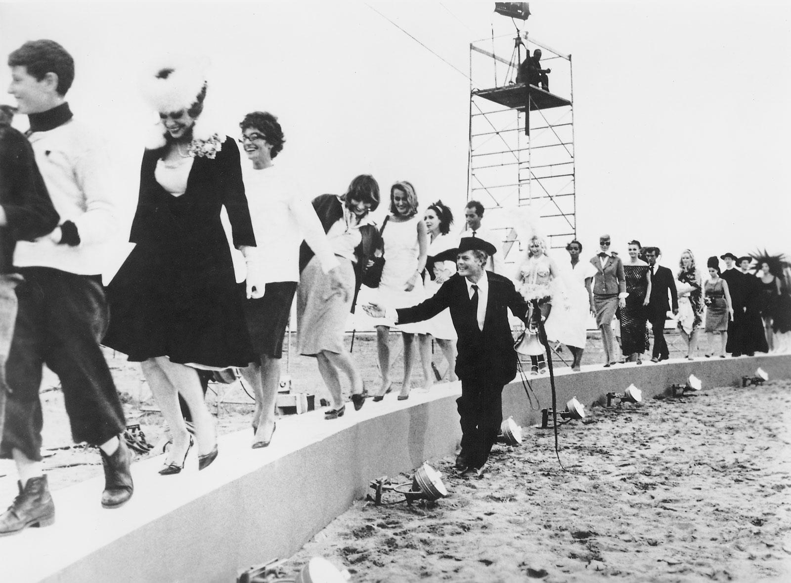 Resultado de imagen para Otto e mezzo di Fellini