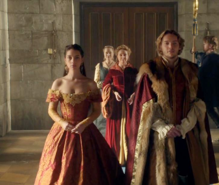 """Reign – Coronation – Review: """"Kneel before Frary."""""""