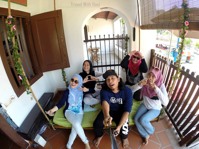 TWH ke Melaka mencari makanan