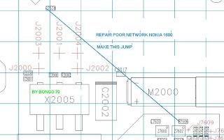 nokia 6030 no signal