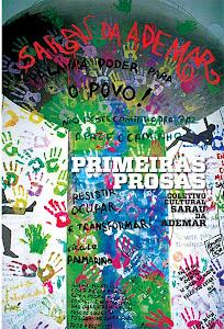 PRIMEIRAS PROSAS - SARAU DA ADEMAR