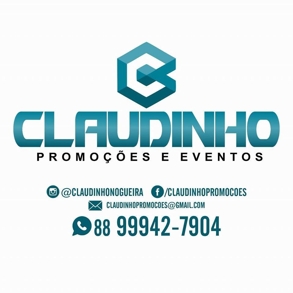 CLAUDINHO PROMOÇÕES & EVENTOS EM POTIRETAMA-CE