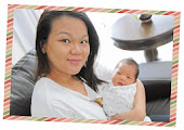 Jo Chan and Baby Girl Jolie