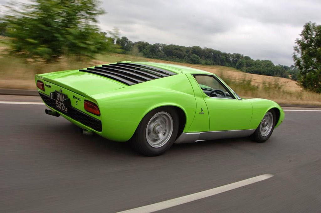 1969 Lamborghini Muira S