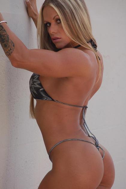 Bikini in larissa mail white