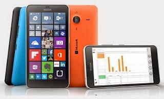Microsoft Lumia 640 XL DS WP Harga Rp 2.9 Jutaan