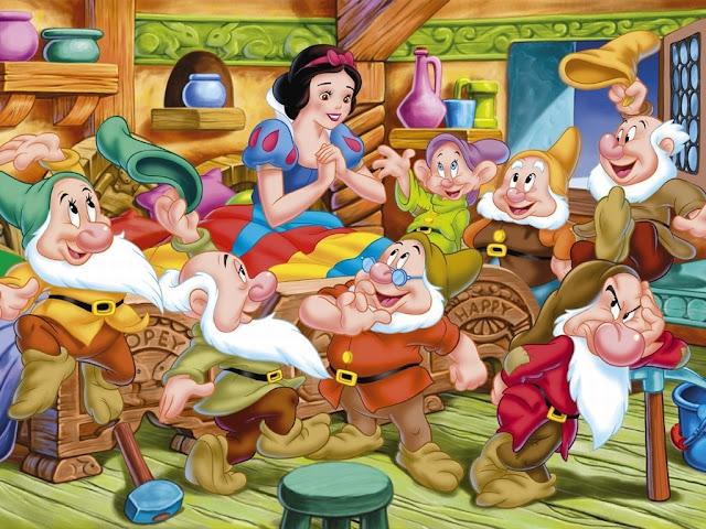 snow white and the seven dwarfs wallpaper disney 6014470 1024 768 Nàng Bạch Tuyết Và Bảy Chú Lùn