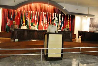 Wisata Sejarah di Museum Konferensi Asia Afrika