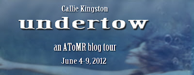 {Review+G!veaway} Undertow by Callie Kingston