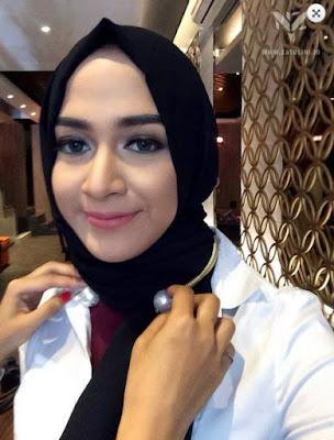 Model Hijab Ala Nina Zatulini