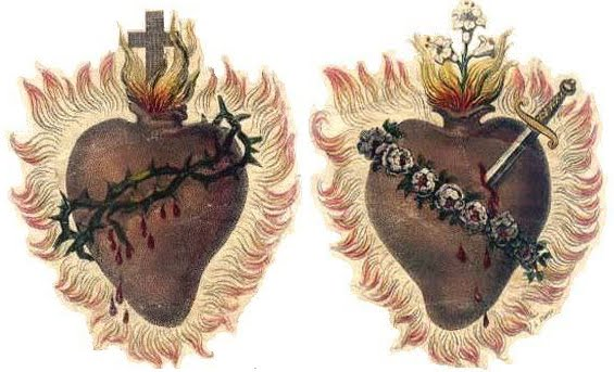 Most Sacred Heart of Jesus and Immaculate Heart of Mary