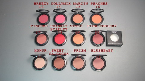 Fake Wholesale Mac Cosmetics Best Blush