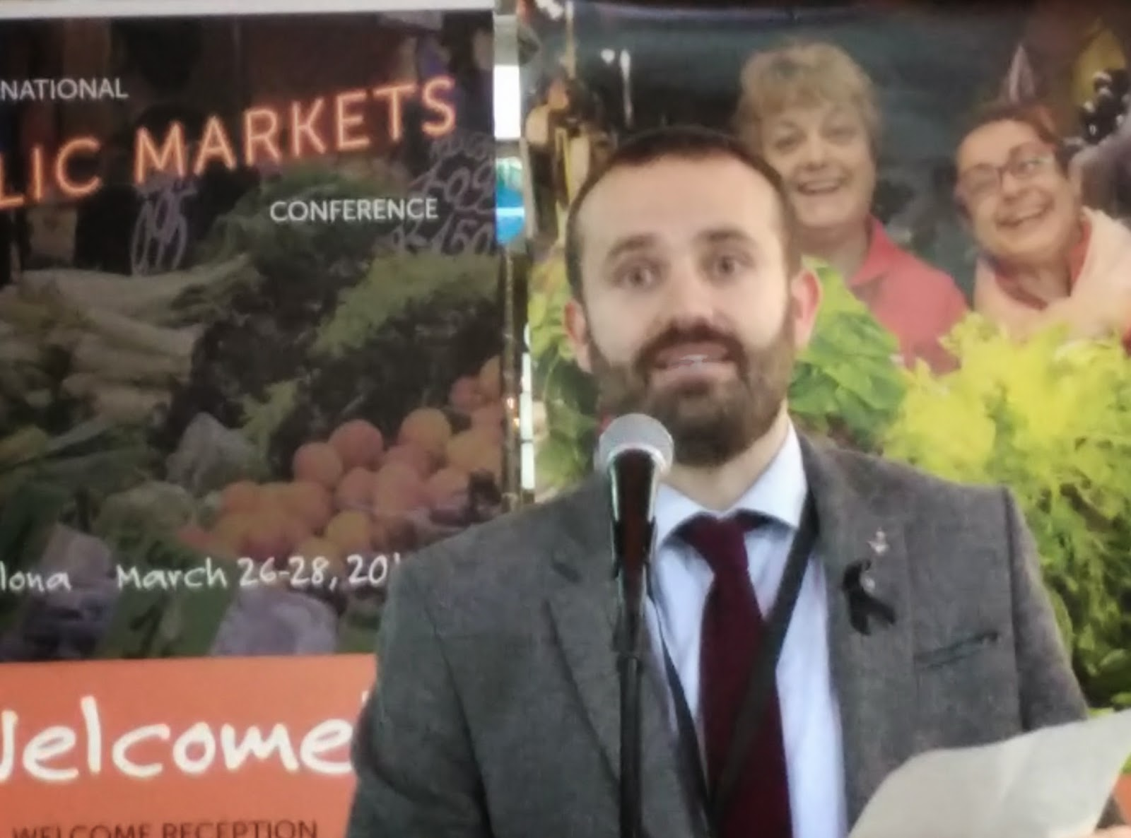 9th Public Markets Conference, Barcelona March 2015