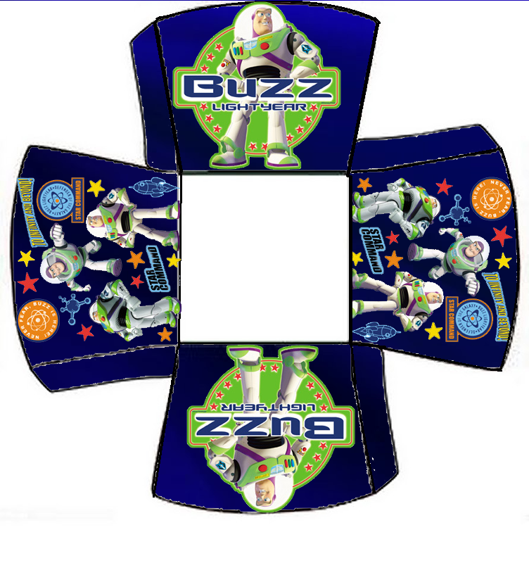 Buzz Lightyear Free Printable Templates