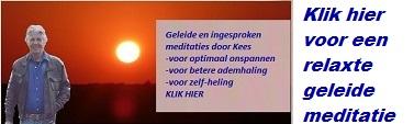 Geleide meditaties door Kees