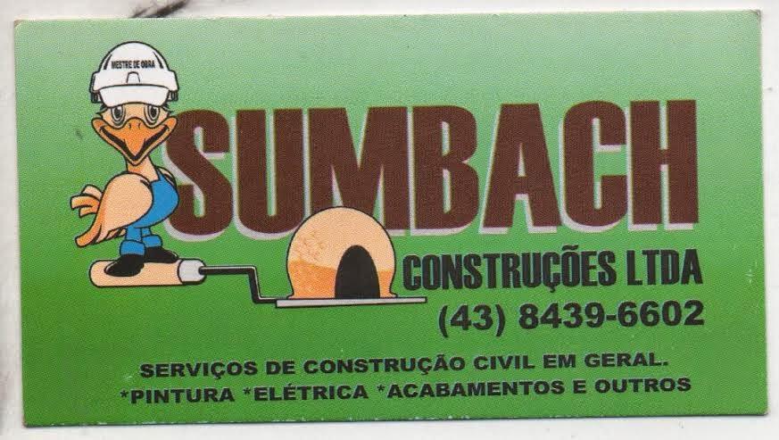 SUMBACH CONSTRUÇÕES LTDA