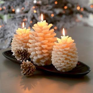 صنع الشموع