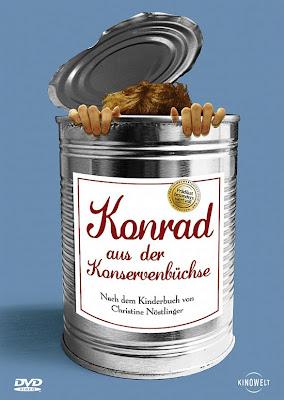 Конрад, или Ребенок из консервной банки / Konrad oder Das Kind aus der Konservenbuchse.