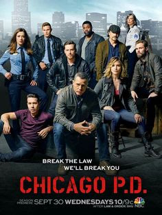 Chicago PD (2014) Temporada 4